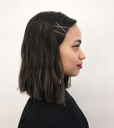 25 Ways You've Never Thought to Wear Bobby Pins