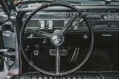 1964 Lincoln Continental.
