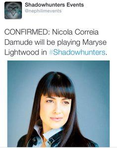 Marsye's actor has been cast!