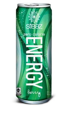 Steaz Zero Calorie Berry Energy Drink 12-Ounce « Blast Grocery