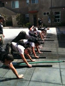 SEAL training at SEALFIT facility in Encinitas Navy Seal Workout, Navy Seals, Easy Day, Military, Wrestling, Training, Sports, Photos, Lucha Libre