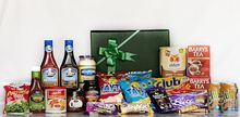 A huge festive feast which has all the delicious Irish goodies guaranteed to be enjoyed by the entire family...