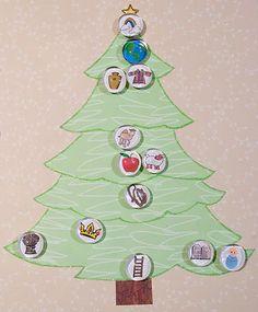a thousand words: Our Jesse tree