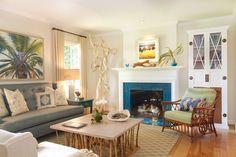 30+ Wonderful California Style Living Room Ideas