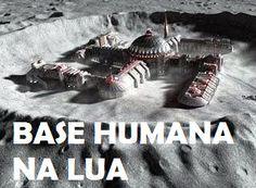 Visita à Base das Forças das Trevas no Lado Oculto da Lua