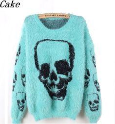Cheap sweater style, Buy Quality sweater material directly from China clothes asia Suppliers: Style descritionBased the pullover is this winter all-match and fact wear must-have.Loose bat sleeve skull size swea