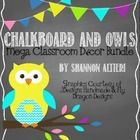 In this MEGA classroom decor bundle, you will find adorable classroom chalkboard and owl themed decor. SO CUTE! It will be a great way to start of...