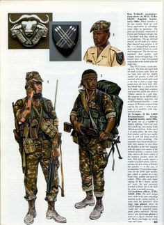 Info in research - special forces RSA Image belongs to…