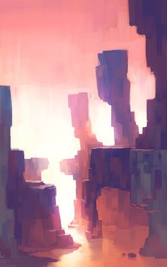 canyon by Kurunya.deviantart.com on @deviantART
