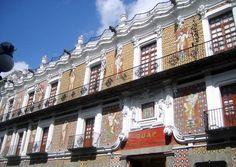 Museo Universitario en Puebla