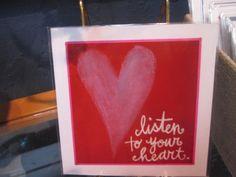 Valentines Day Card by: Krista Berman