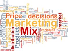Video (8'28) - Learn #English #vocabulary for discussing the 4 Ps of the #marketing mix - https://www.businessenglishpod.com/2015/11/18/video-vocab-45-english-vocabulary-lesson-four-4-ps-the-marketing-mix-1/