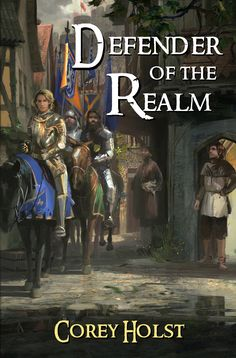 A simple merchant becomes a hero during an attack and his life will never be the same again.  Book 1 in the Defender of England series.