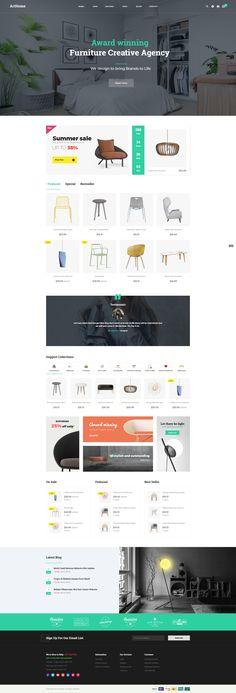 #Prestashop #Furniture #Store #megamenu #store #premiumtheme #shoptheme #responsive #responsivedesign #mockup #wireframe #dashboard