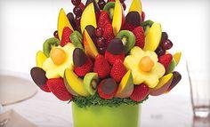 43 best fresh fruit bouquets images edible bouquets fresh fruit rh pinterest com