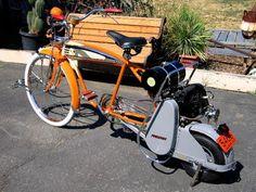 Bicycle Motorized Std Mopeds Motor Motor Bicycle Driven Bikes