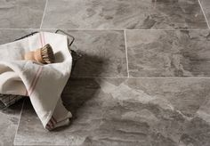 Anzer Grey Polished Marble | Floors of Stone