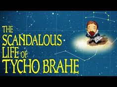 Tycho Brahe, the scandalous astronomer - Dan Wenkel / Moral of the story: scientists don't lead boring lives. And don't be too polite to go to the bathroom or you'll die of a bladder infection. Science Videos, Science Facts, Teaching Science, Science For Kids, Teaching Tools, Science And Technology, Teaching Ideas, Tycho Brahe, 7th Grade Social Studies