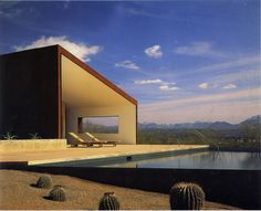 Tubac House, Rick Joy Architect