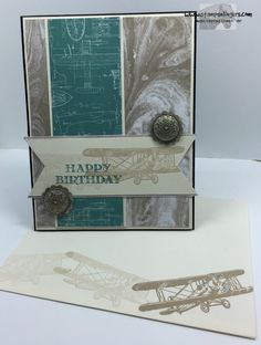 Going Places Sky's The Limit! by Stamps-n-lingers - Cards and Paper Crafts at Splitcoaststampers