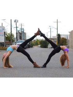Cool picture of bridge and diamond legs with a friend