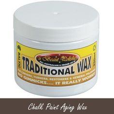 Chalk Paint Aging Wax