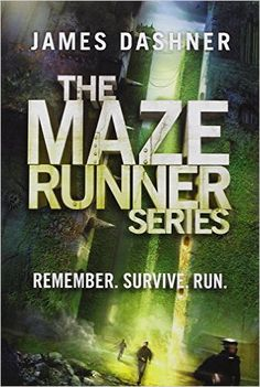 Amazon.com: The Maze Runner Series (Maze Runner) (9780385388894): James Dashner: Books #BearsBooks