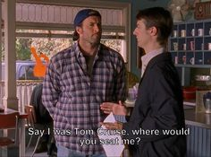 """He knows he deserves the best. 