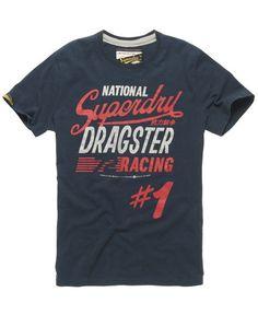 Superdry Drag Net T-shirt