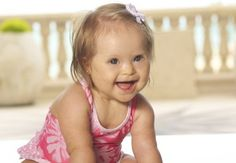 Models with Down syndrome have been making inroads into advertising lately as part of ensemble casts in circulars and catalogs. Now, a 10-month-old Miami girl, Valentina Guerrero, is fronting a whole campaign from the notable Spanish swimwear designer Dolores Cortés. Valentina graces the cover of the new Dolores Cortés USA catalog, and is the face of the brand's 2013 DC Kids ads.