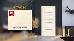 Okna, drzwi, bramy, ogrodzenia - Grupa Solo Drzwi DRE - Nowy dekor WANILIA
