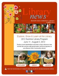 17 best library newsletters images bookshelf ideas library ideas