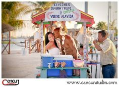engagement - puerto juarez beach session