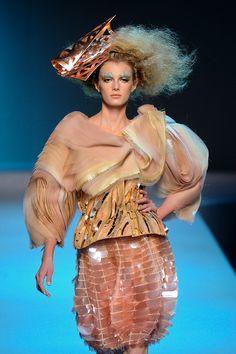Christian Dior at Couture Fall 2011 - StyleBistro