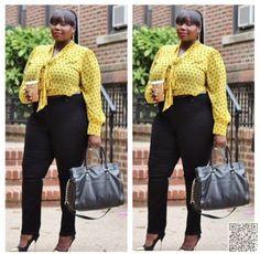 #Blogueurs de mode taille plus #fabuleux à suivre sur #Instagram... → #Fashion