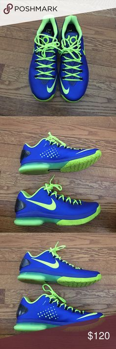 Mens KD V elite basketball shoes Gorgeous 9.5/10 condition. Not available in stores. Worn three times. Only sign of wear is on sole. Have the original box if you want it. Nike Shoes Sneakers