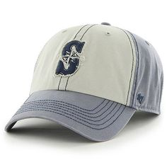 1ae84877b5b Seattle  Mariners Undertow Clean Up Adjustable Cap by  47 Brand  21.99 Seattle  Mariners