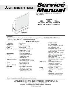 manual mitsubishi tv daily instruction manual guides u2022 rh testingwordpress co manual for mitsubishi tv wd-60735 manual mitsubishi tractor d1500v