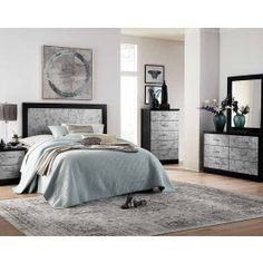 Beautiful Bedroom Decor Ideas Glamour Set American Freight Furniture And Mattress