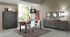 Salón minimalista moderna