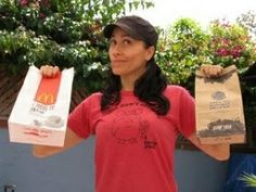 how to vegan at fast food restaurants at-the-table