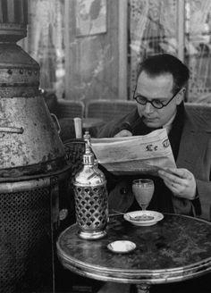 greeneyes55:  Paris 1935 Photo: Fred Stein
