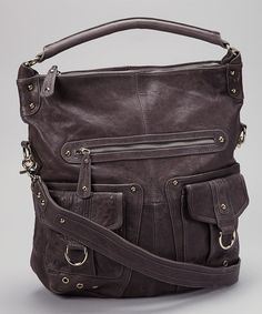 Take a look at this Shadow Claudia Crossbody Bag by Junior Drake on #zulily today!