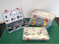 LEGO Parts Organization for New Mindstorms EV3