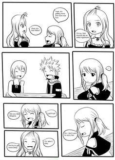 Fairy Tail - Cresent Island Page 2 by xmizuwaterx
