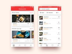Restaurant Finder by Stephen Phung