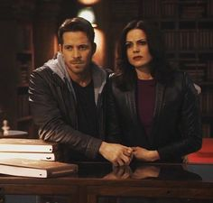 "I can't with how much I love ""OutlawQueen."