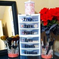 Organization for the home, some of these ideas are brilliant for those organized obsessed out there