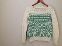 pooki's Fair isle sweater