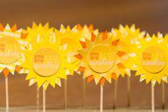 "Photo 1 of 15: You are my Sunshine / Birthday ""Emily's Birthday"" | Catch My Party"